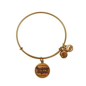 Alex and Ani Completely Blessed Bangle